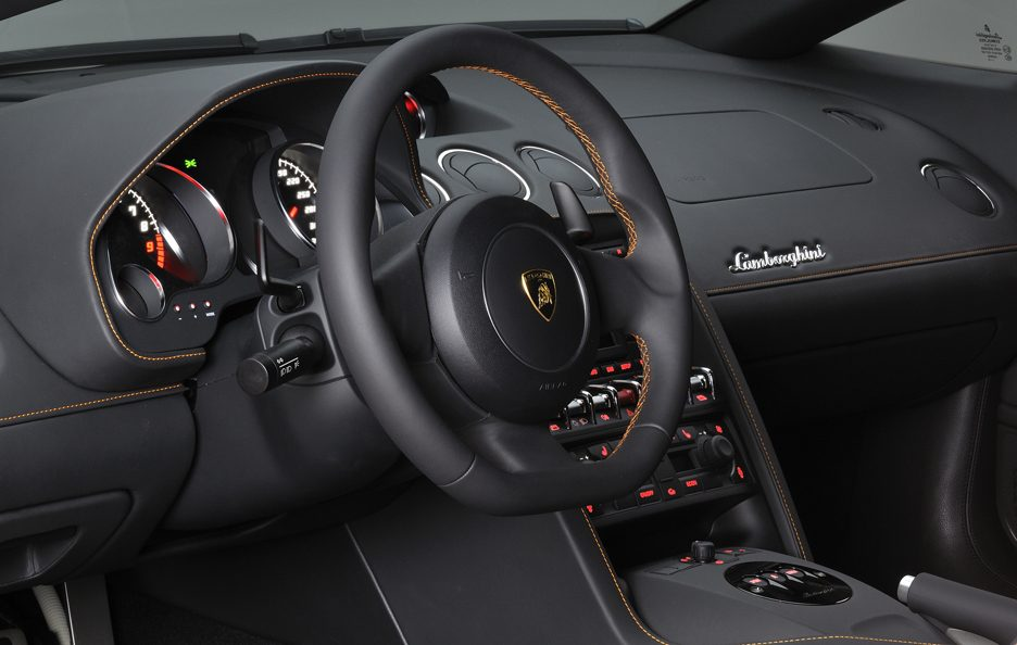 Lamborghini Gallardo LP 560-4 Bicolore - Interni