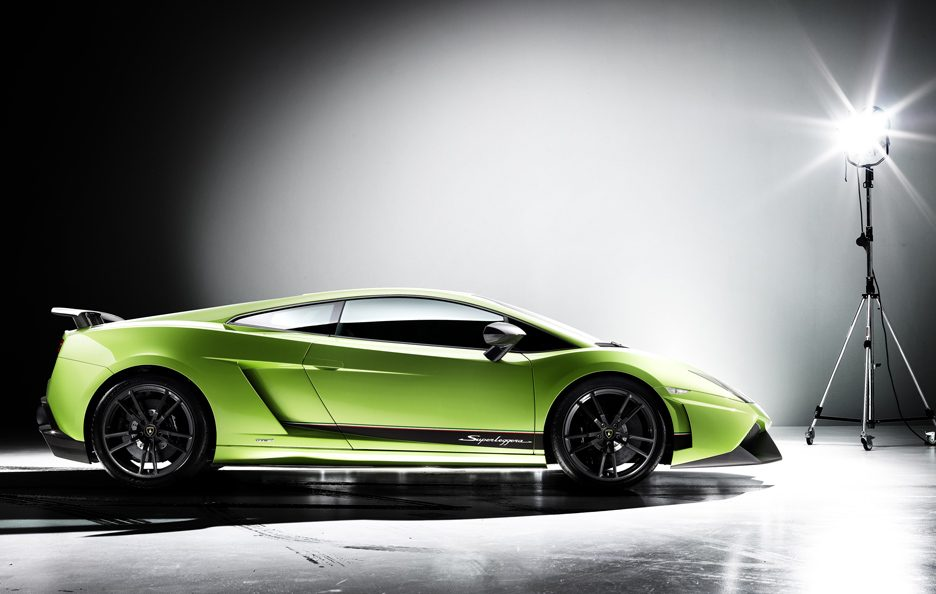 Lamborghini Gallardo LP 570-4 Superleggera - Linea