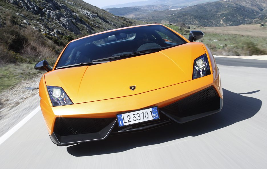 Lamborghini Gallardo LP 570-4 Superleggera - Muso