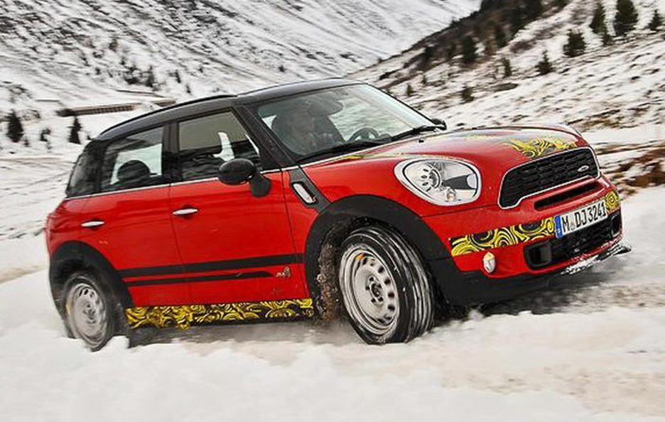 Mini Countryman John Cooper Works - Profilo