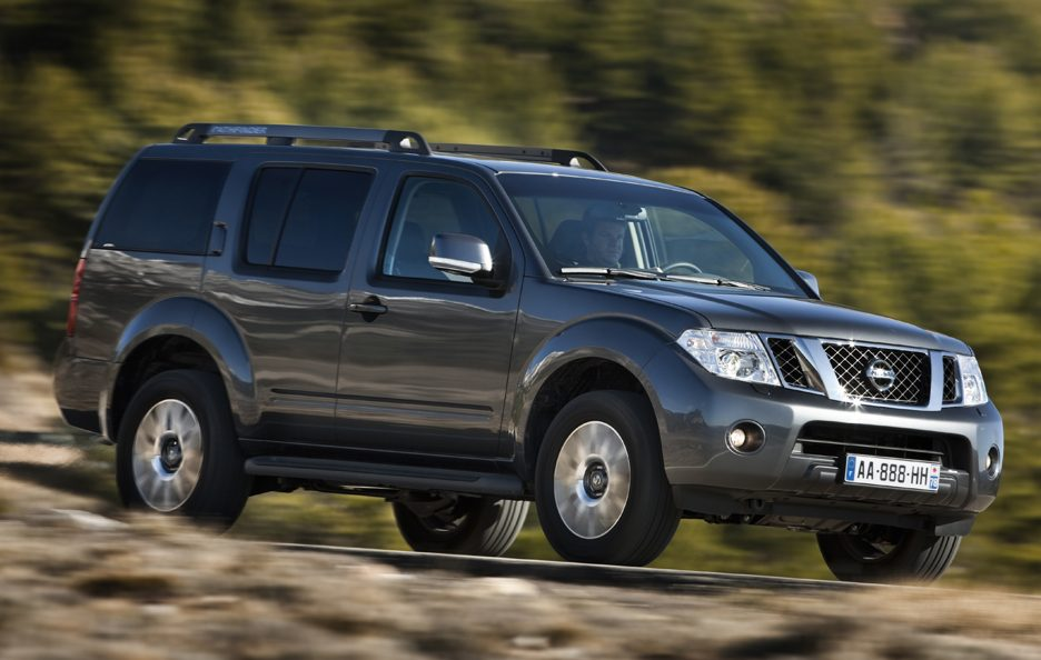 Nissan Pathfinder - Design