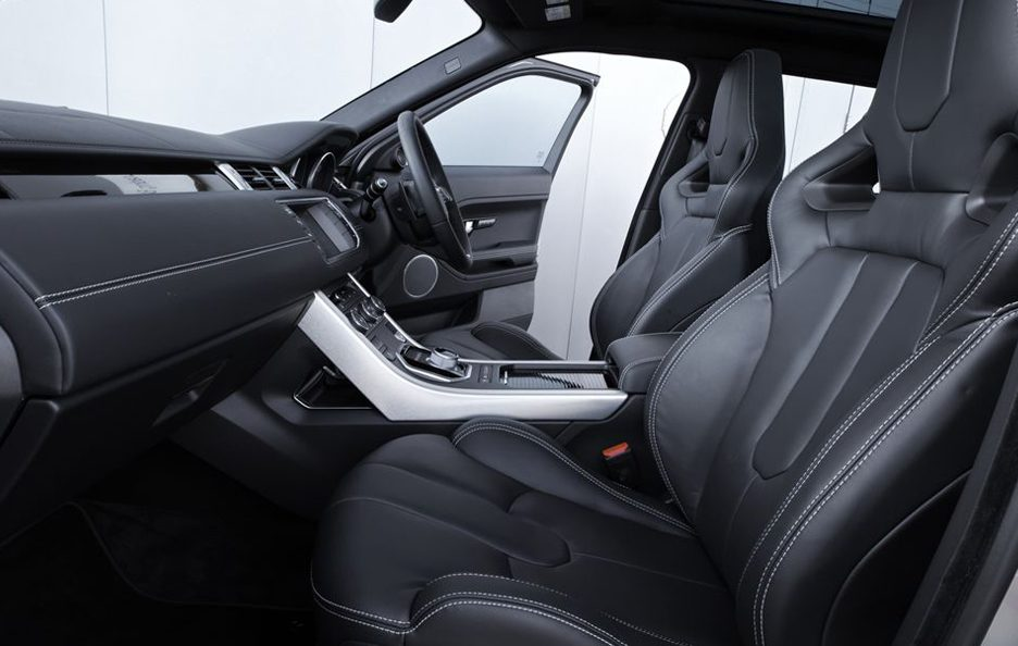 Range Rover Evoque - Interni - Black