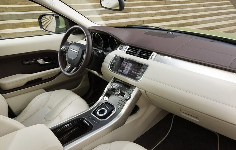 Range Rover Evoque - Interni - White