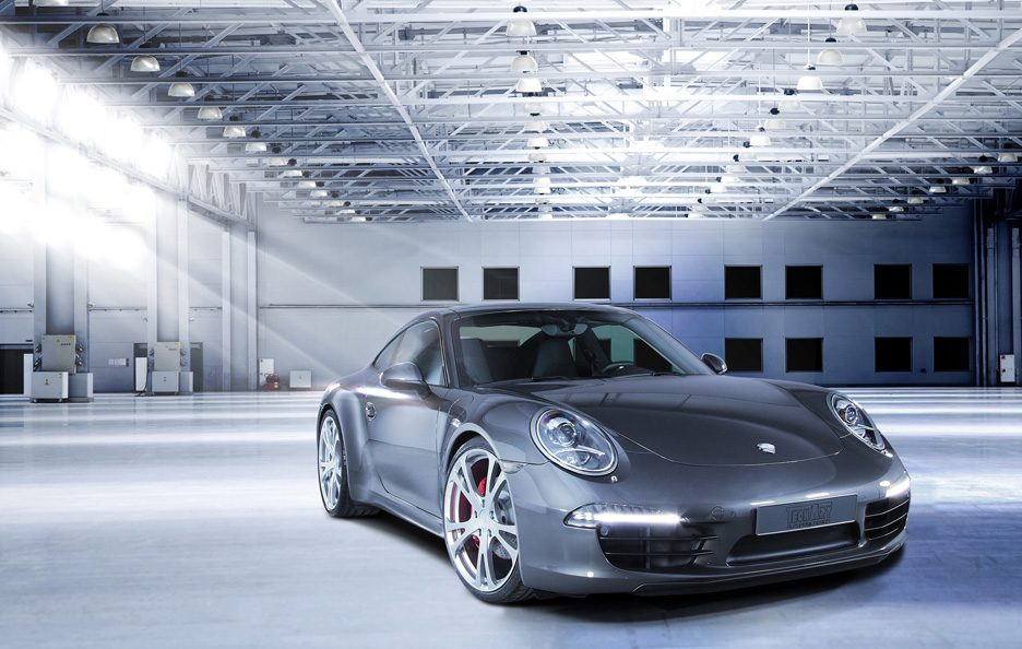 TechArt kit Porsche 911 - Design