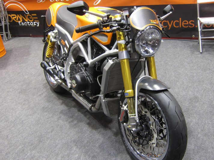 Breganze 750 SF al Motor Bike Expo