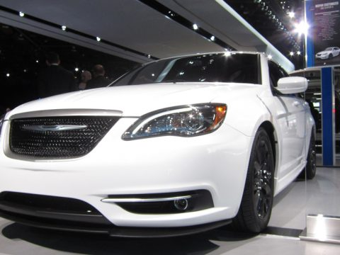 1 - Chrysler 200 Super S Mopar