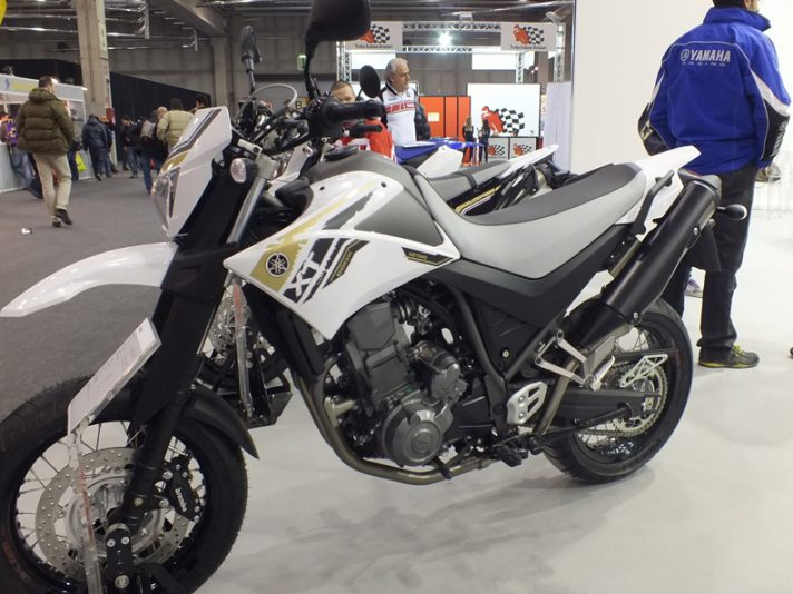 Yamaha al Motor Bike Expo