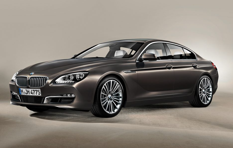 11 - BMW serie 6 Gran Coupe