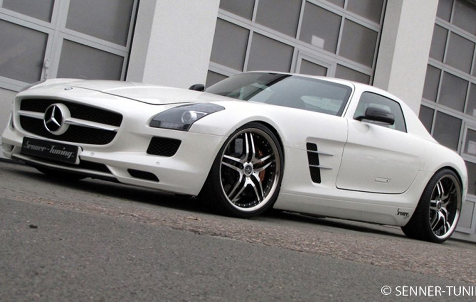 Mercedes SLS AMG by Senner - Design