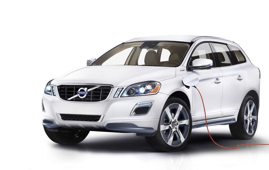 Volvo CX60 Plug-in Hybrid