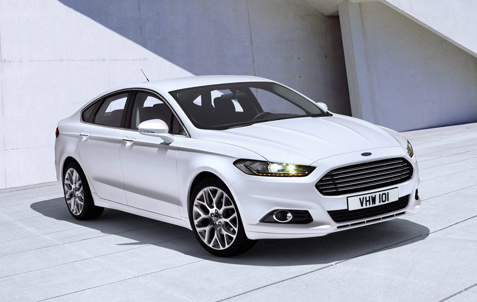 1 - Ford Mondeo Mk5