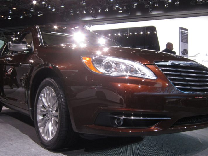 19 - Chrysler 200