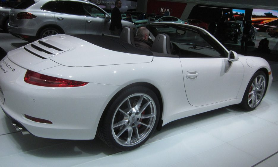 Porsche 911 Carrera S - Design