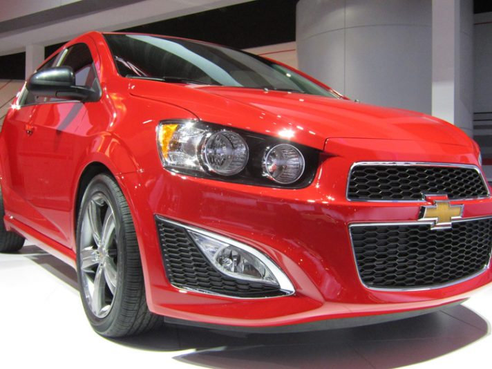 36 - Chevrolet Sonic RS