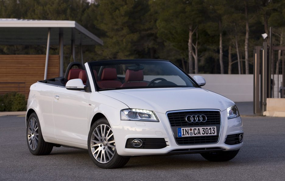 Audi A3 Limited-Edition - Cabriolet