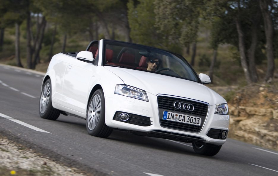 Audi A3 Limited Edition - Cabriolet
