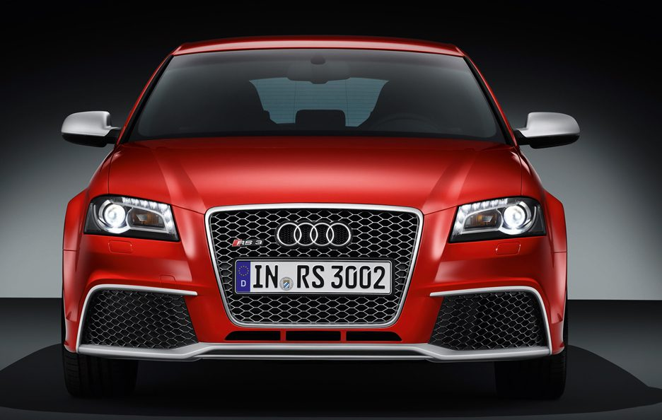Audi RS3 Sportback - Frontale