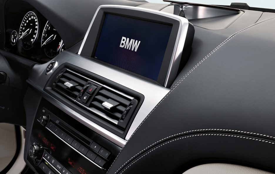 Bmw Serie 6 Consolle centrale