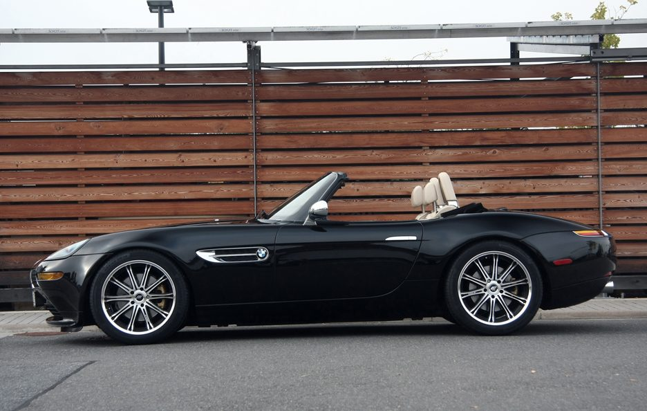BMW Z8 by Senner Tuning AG - Laterale