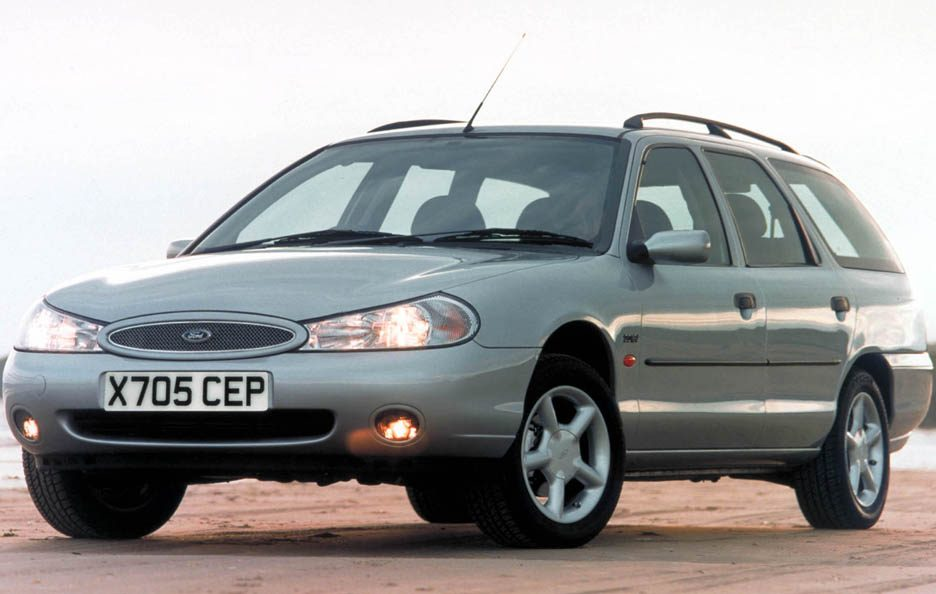 17 - Ford Mondeo Mk2 SW