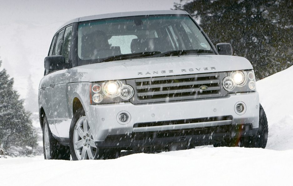 34 - Land Rover Range Rover L322 frontale