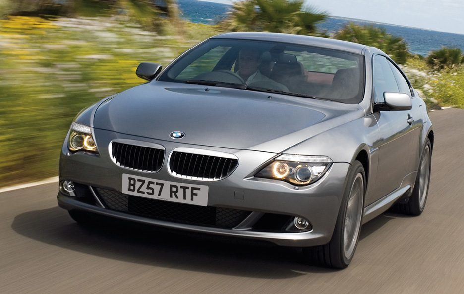 35 - BMW serie 6 Coupé E63 restyling
