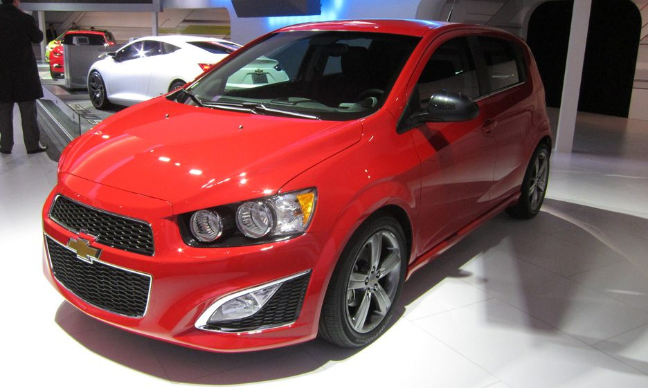 37 - Chevrolet Sonic RS 2