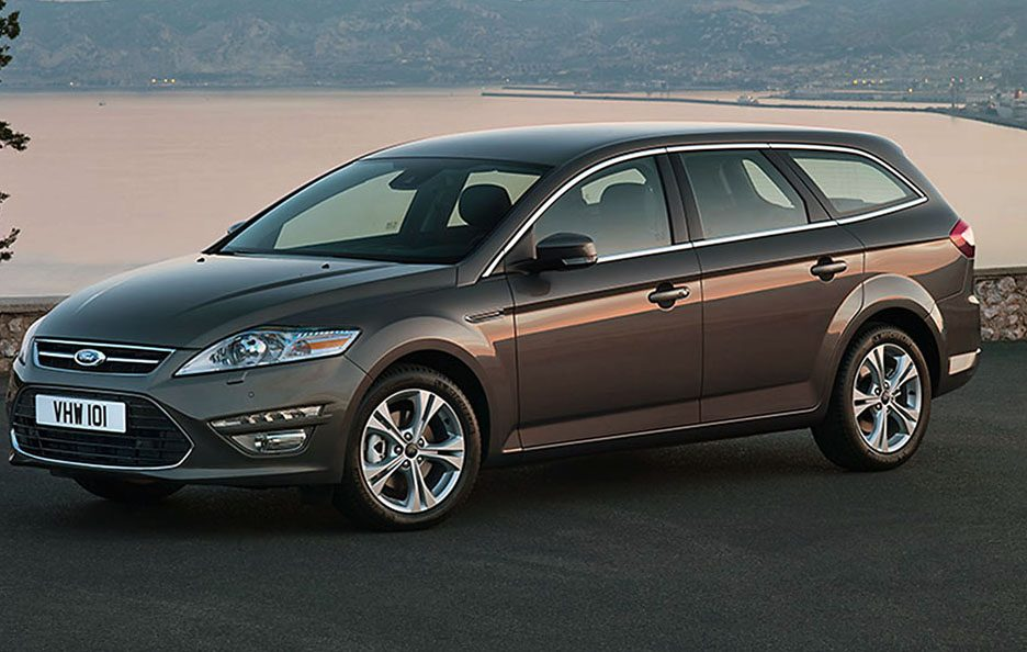 45 - Ford Mondeo Mk4 SW