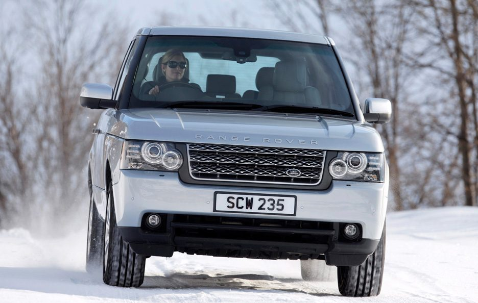 46 - Land Rover Range Rover L322 2010 frontale