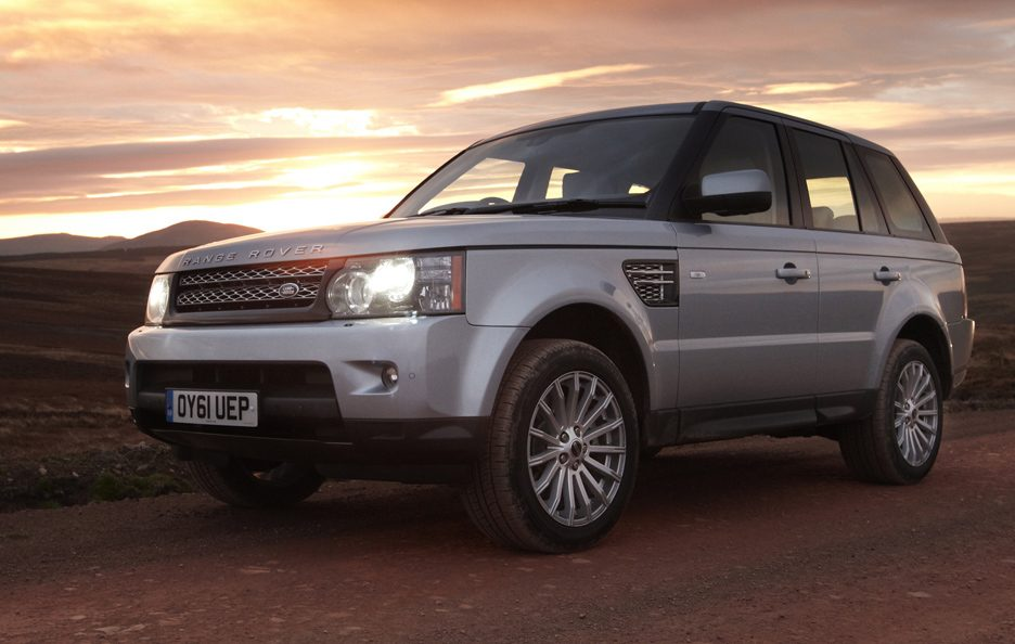 8 - Land Rover Range Rover Sport restyling