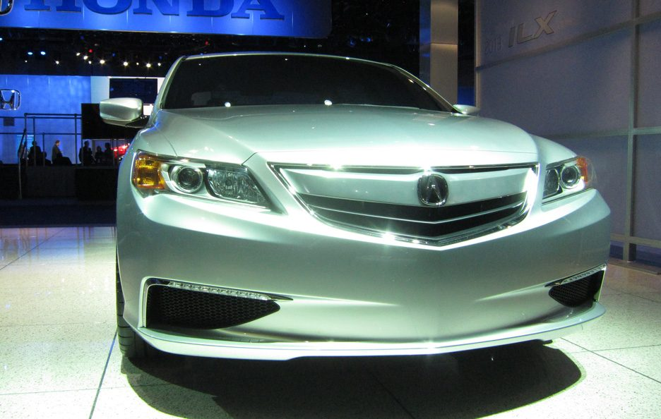 Acura ILX - Frontale