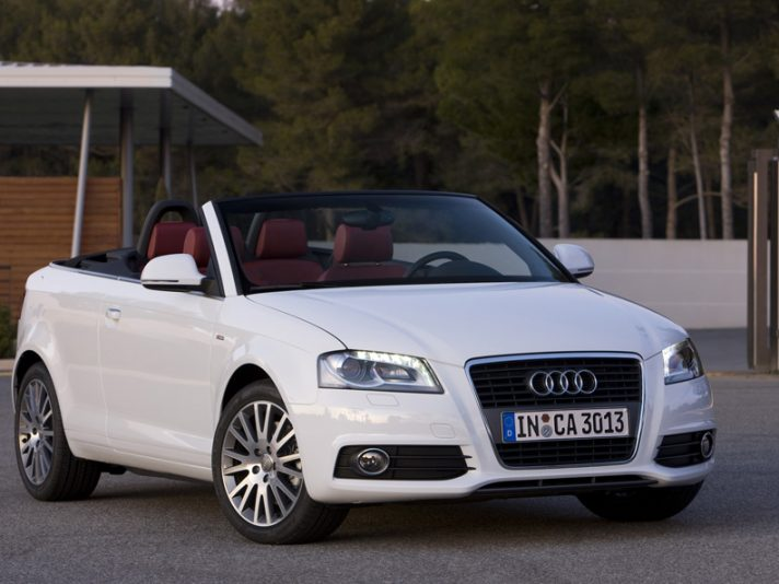 Audi A3 Limited Edition: foto
