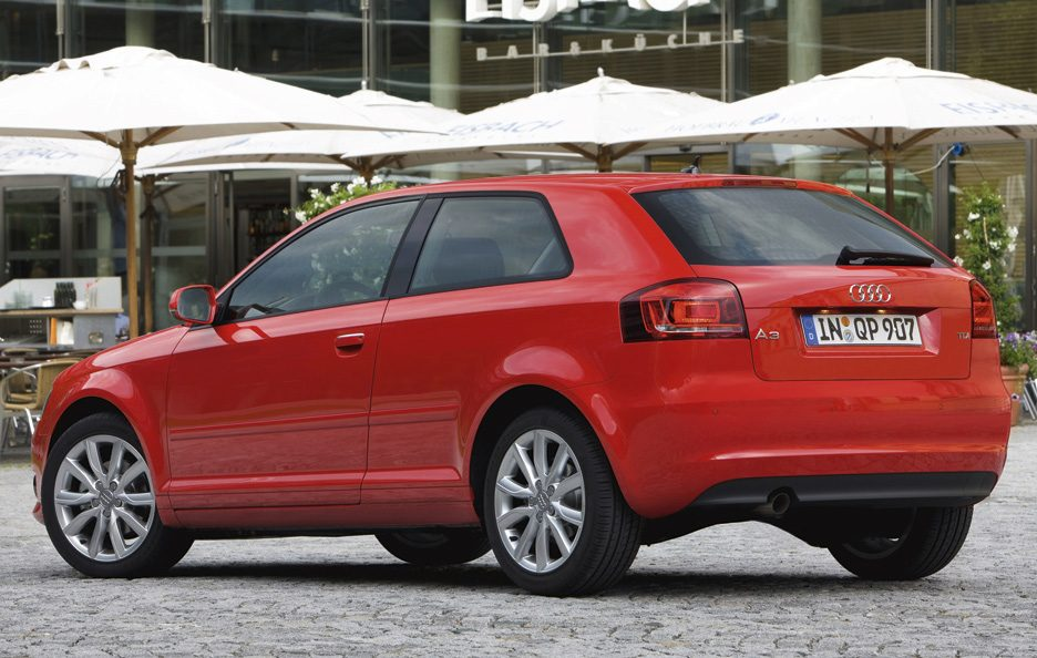 Audi A3 Limited Edition - Tre porte