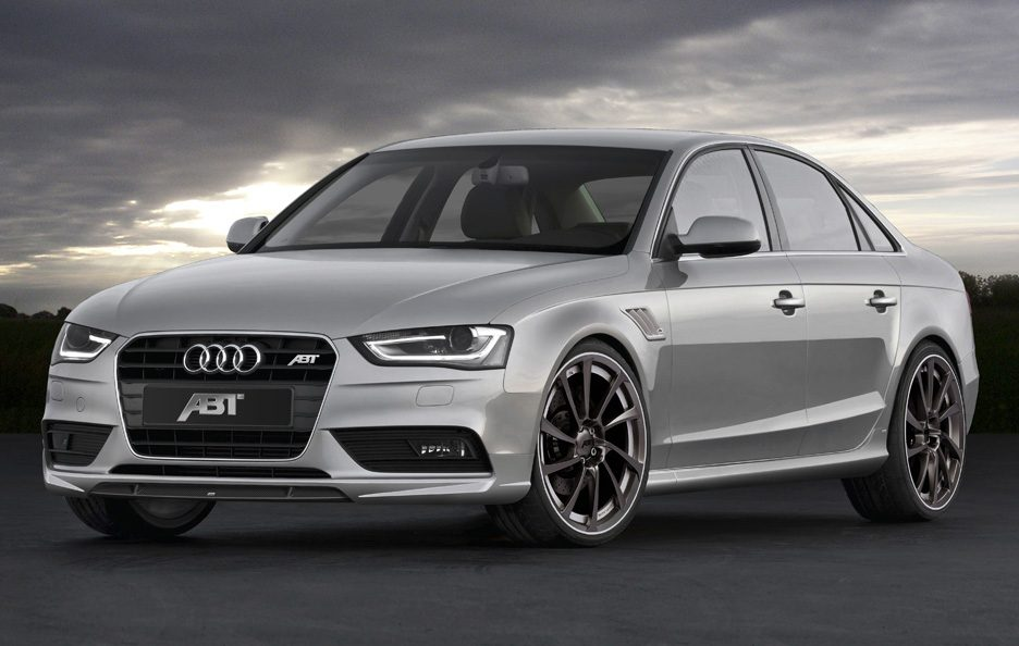 Audi AS4 by ABT Sportsline