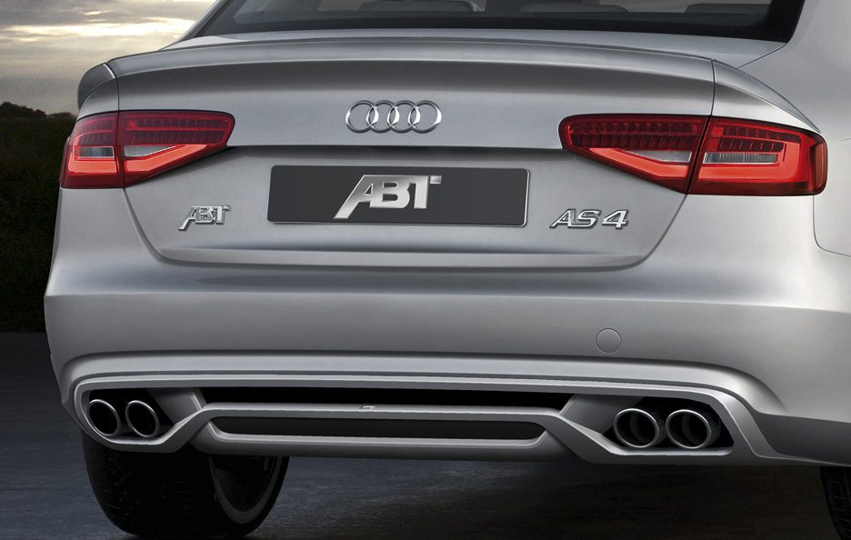 Audi AS4 by ABT Sportsline - Posteriore