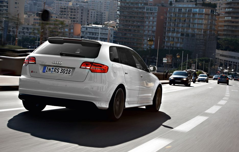 Audi RS3 Sportback - Retrotreno