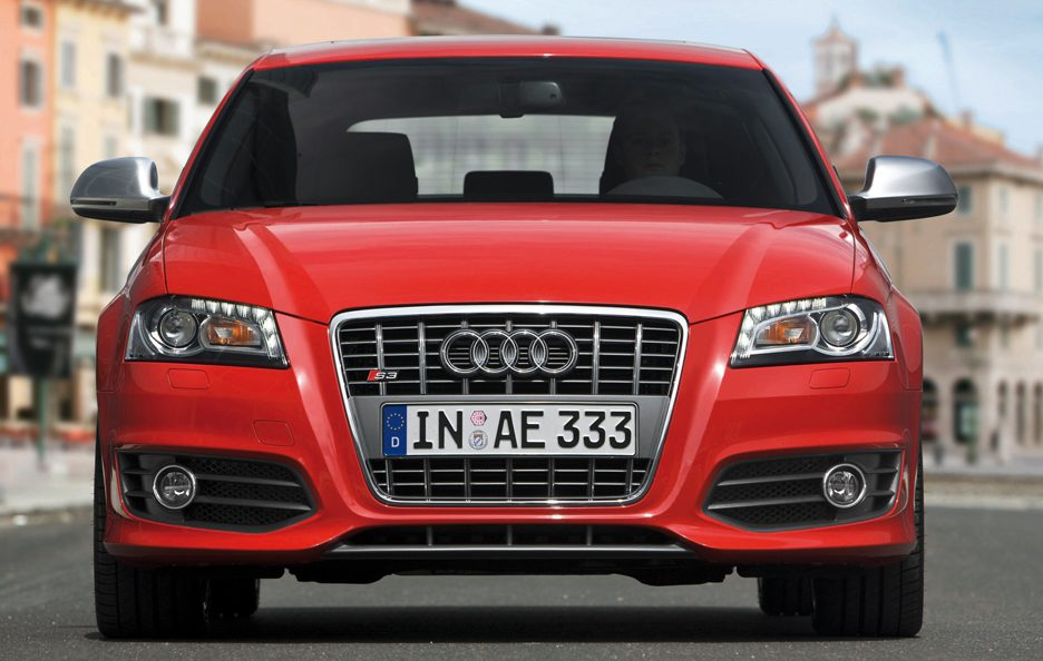 Audi S3 - Frontale