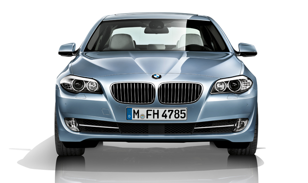 BMW ActiveHybrid 5 - Frontale