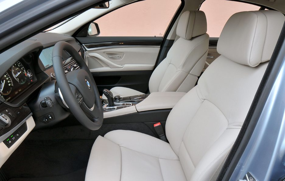 BMW ActiveHybrid 5 - Interni