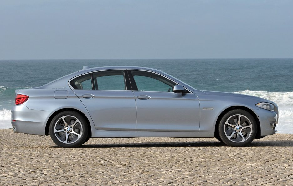 BMW ActiveHybrid 5 - Laterale