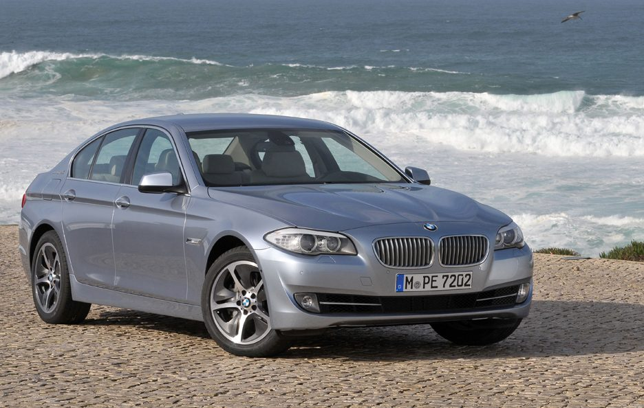 BMW ActiveHybrid 5 - Linea