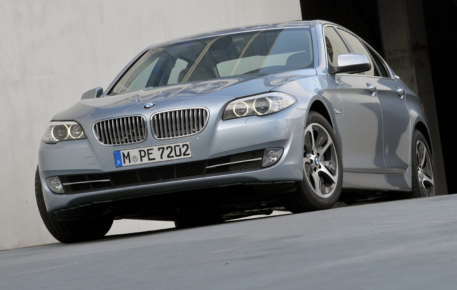 BMW ActiveHybrid 5 - Muso
