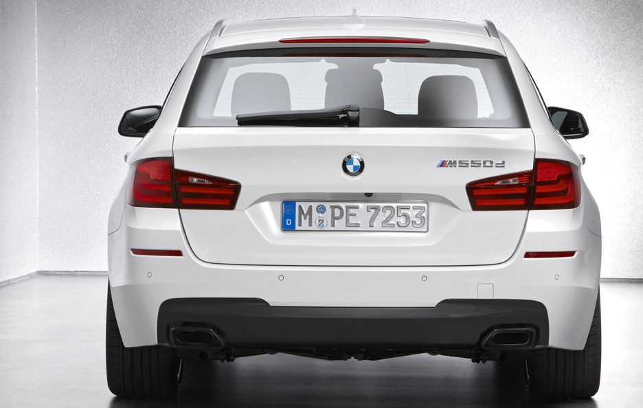 BMW M550d xDrive Touring - Coda