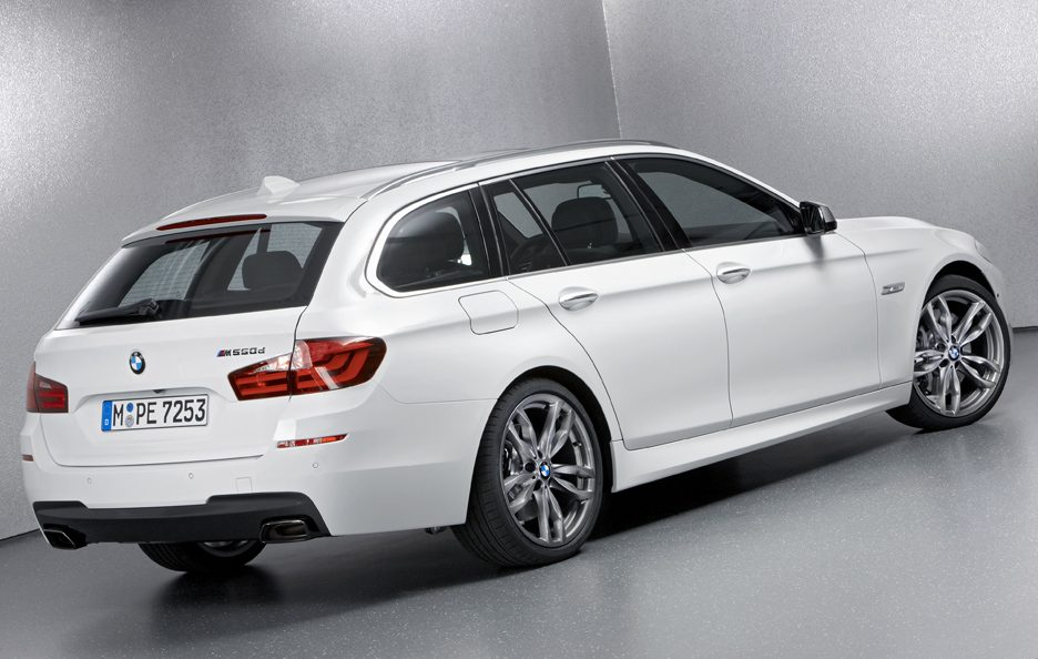 BMW M550d xDrive Touring - Design