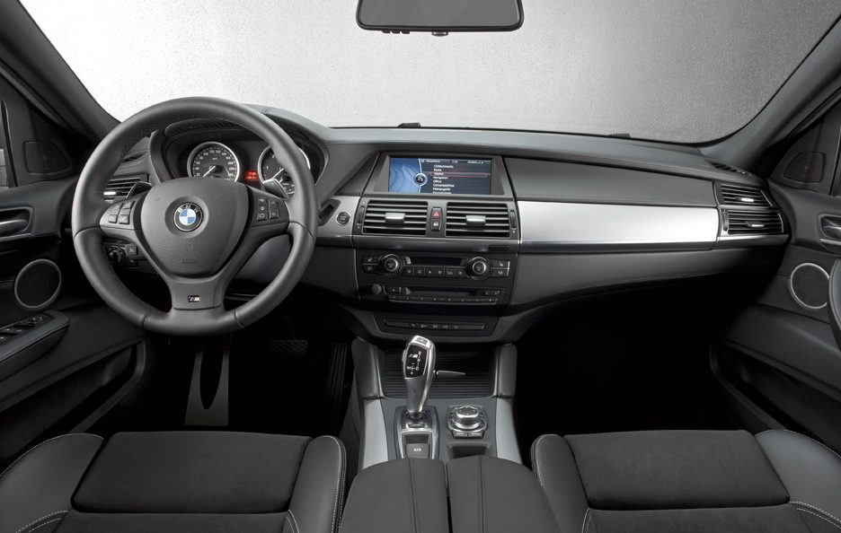 BMW X6 M50d - Interni