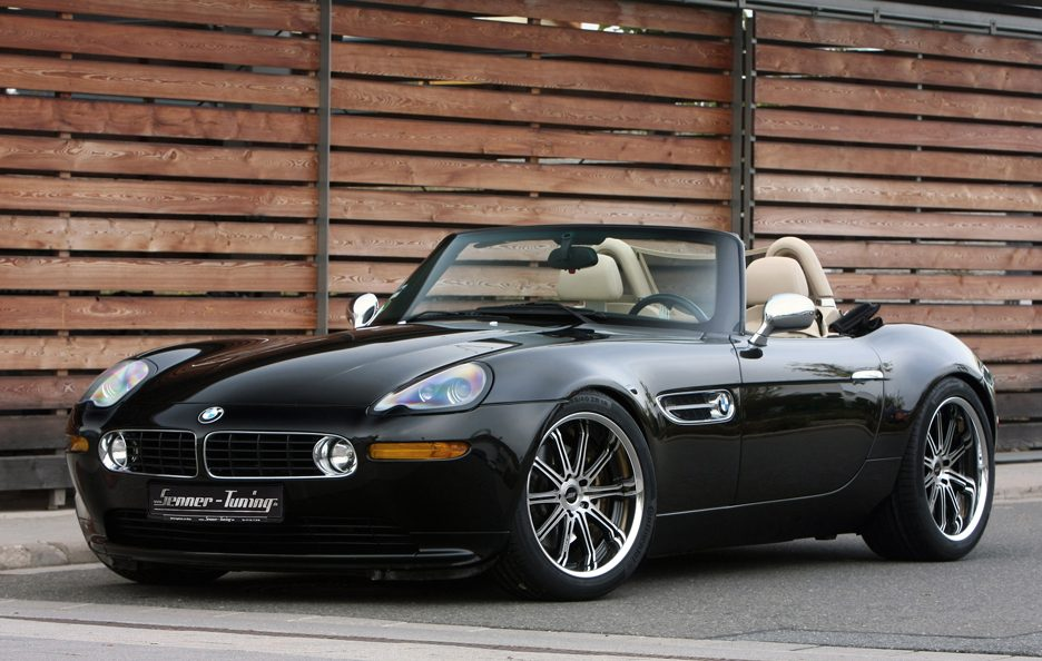 BMW Z8 by Senner Tuning AG - Profilo frontale
