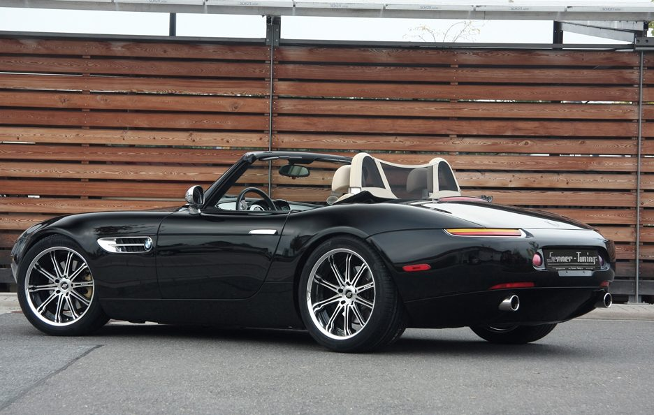 BMW Z8 by Senner Tuning AG - Profilo posteriore