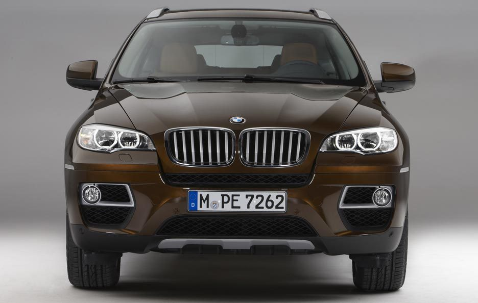 BMWX6 - Fronte