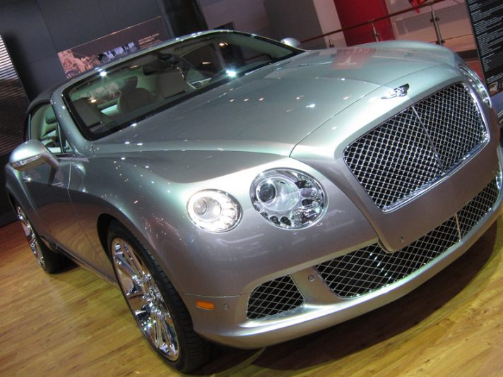 Bentley: Continental GT e GTC