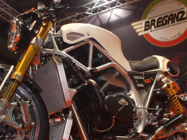 Breganze SF 750 al Motor Bike Expo
